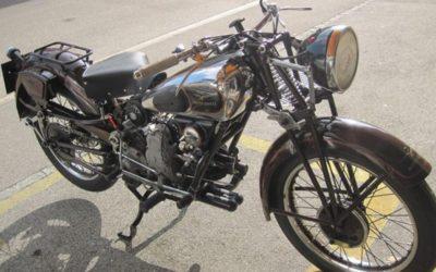 MOTO GUZZI 500GTS ANNO 1937