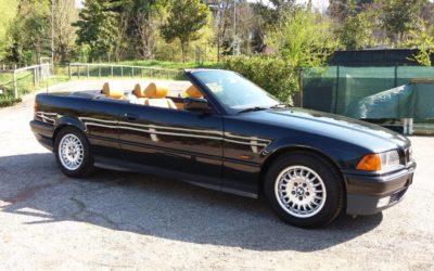 BMW 320 I Cabrio 6 cilindri 1994 ASI