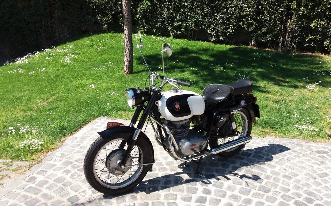 GILERA B300 '66