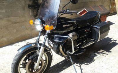 Moto Guzzi Idroconvert 1983