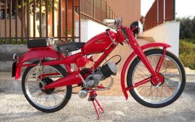 Moto Guzzi Cardellino cc65
