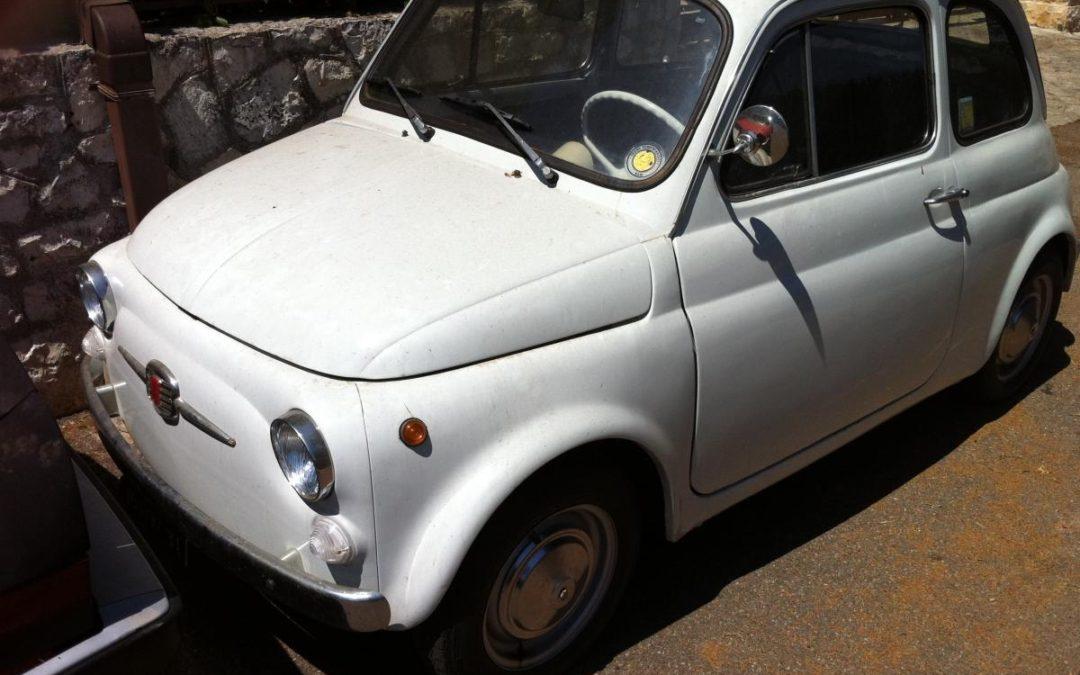 FIAT 500 F – ANNO 1966