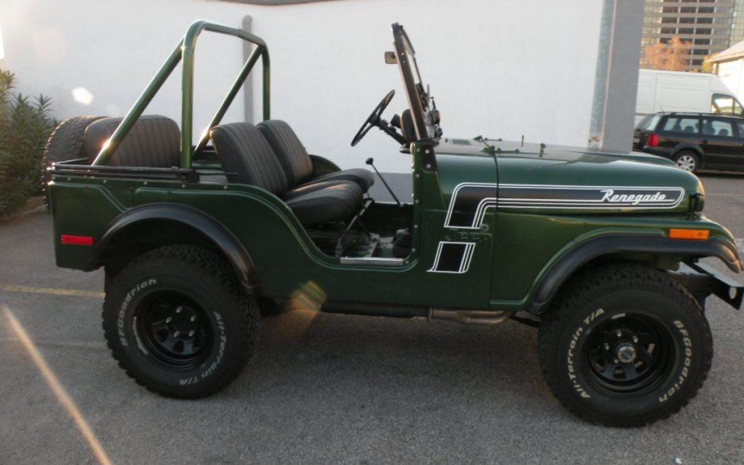 Jeep CJ 5 1974