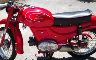 Moto Guzzi Zigolo cc110