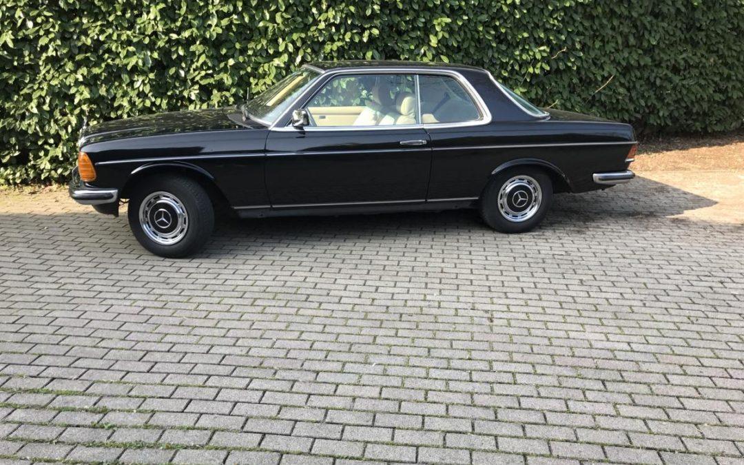 Mercedes 230 CE ASI