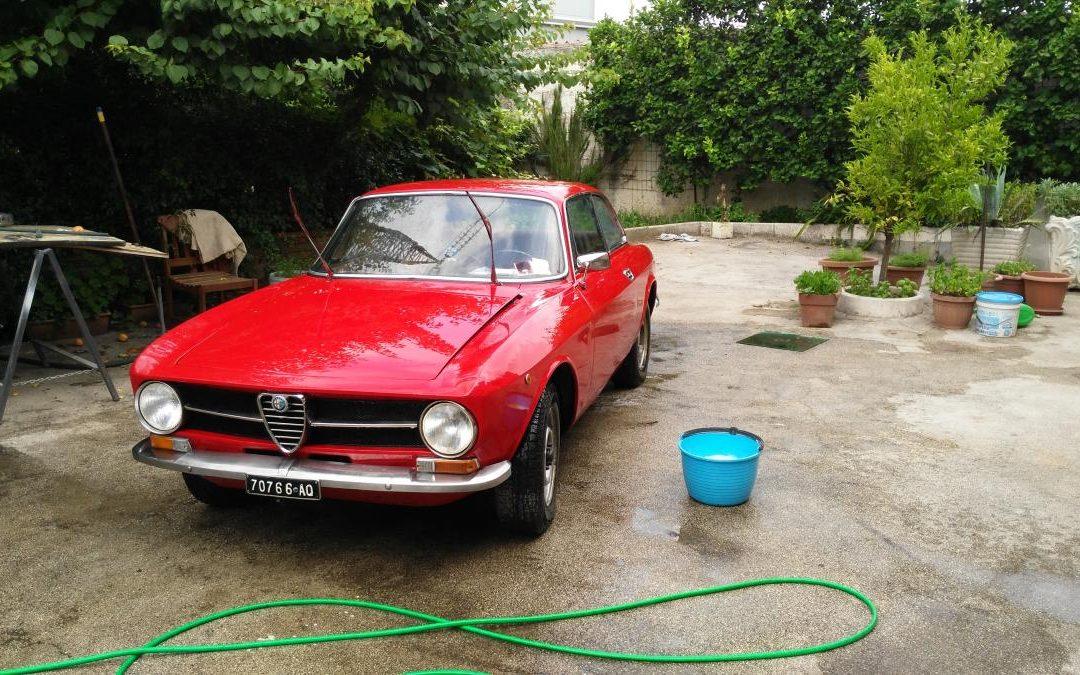 Alfa gt junior 1300
