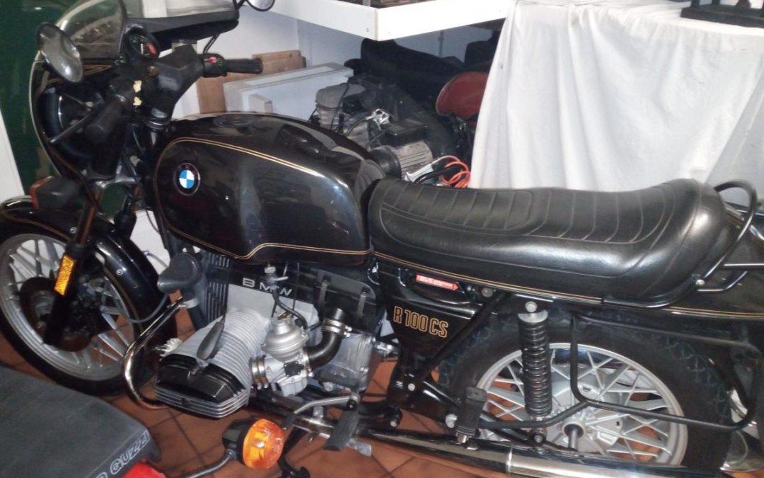 BMW R 100 CS