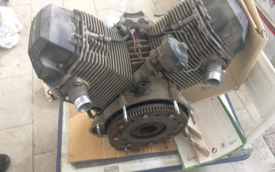 Motore moto Guzzi 1000