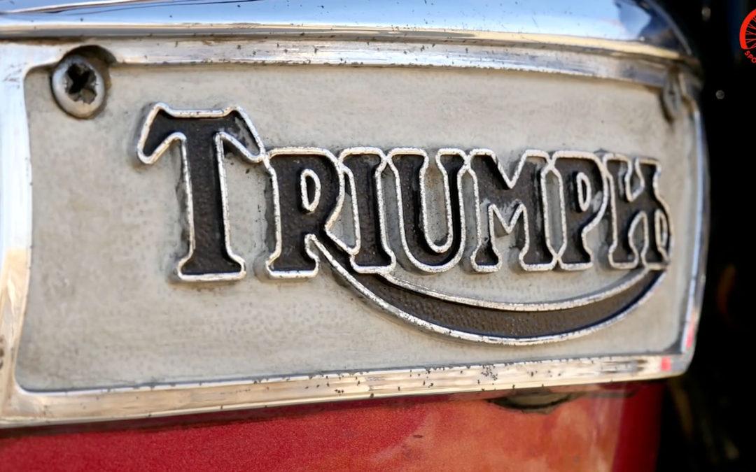 Triumph Boneville T120 R