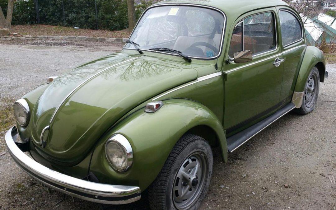 Volkswagen Maggiolone Big Bug serie limitata