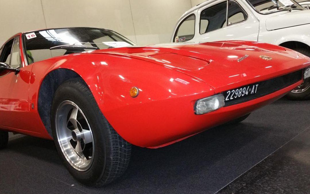 Fiat 850 Grand Prix Francis Lombardi
