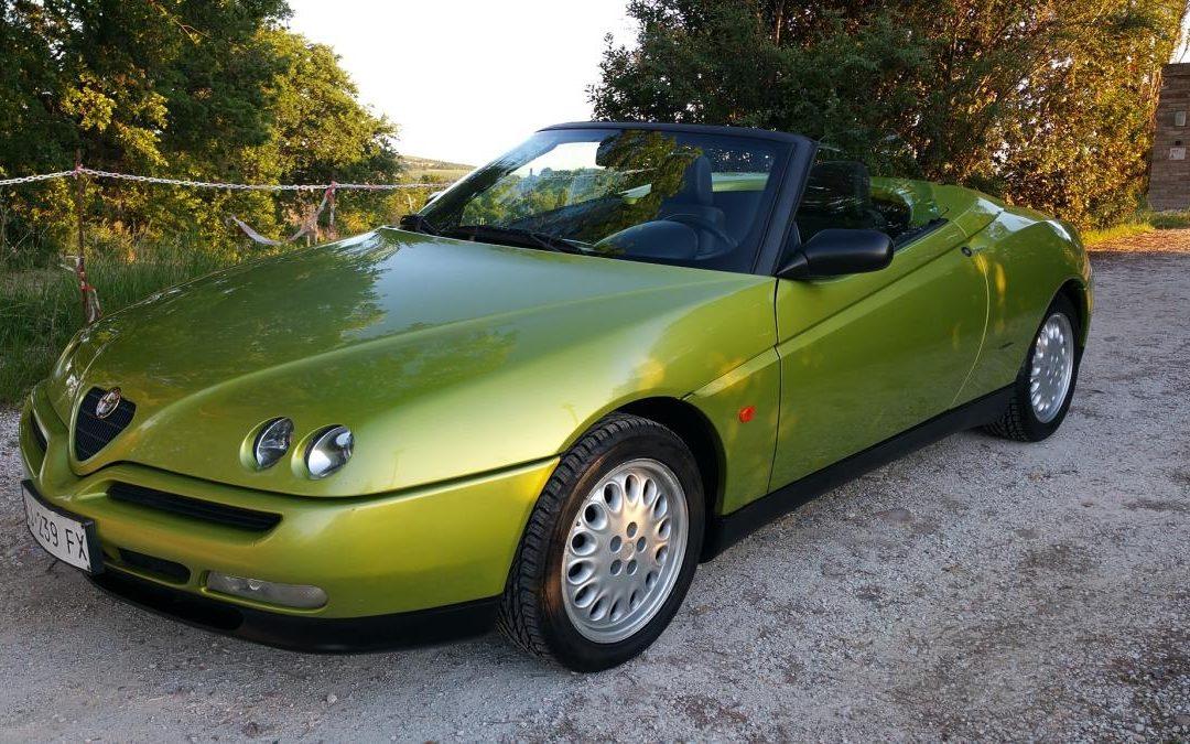 Alfa Romeo Spider 2000 16v T.S.