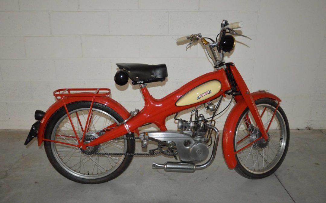 Vendo Motom 48 12/D – Originale dei primi anni '50