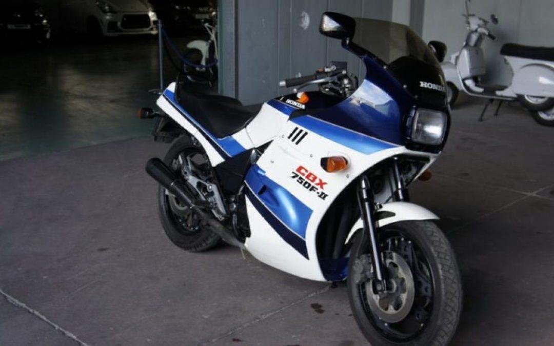 HONDA CBX 750 F2