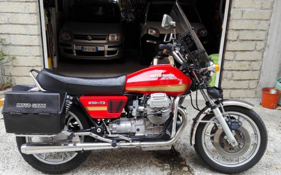 Moto Guzzi – T3