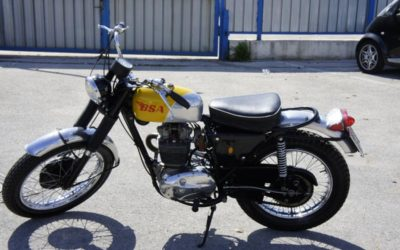BSA B44 Victor Special 1970