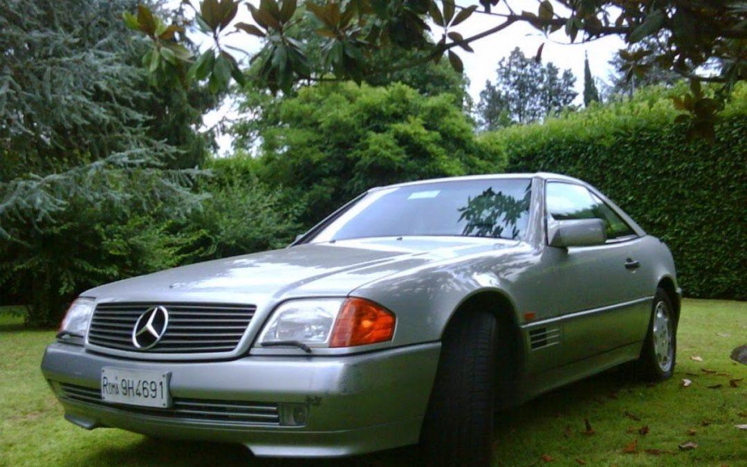 MERCEDES 500 SL V8 325 CV