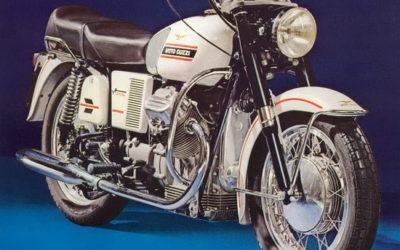 La storia delle Moto Guzzi V7: la mitica V7 Sport e la 850