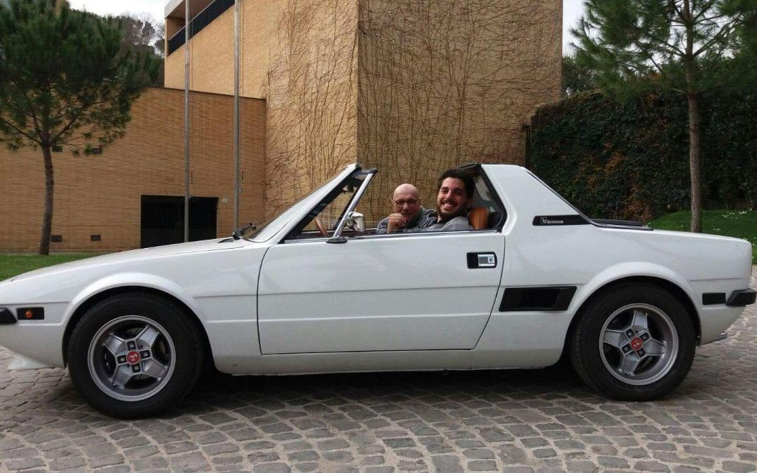FIAT X1/9 1973