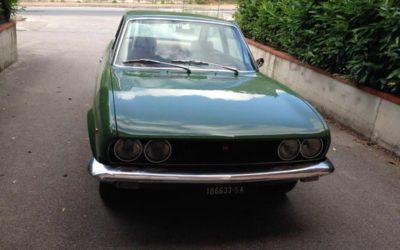 Fiat 124 del 1969 ASI
