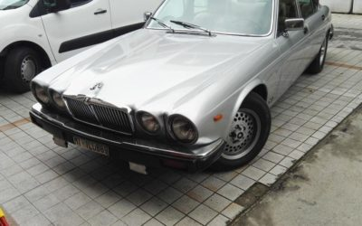 Jaguar Sovering XJ 4.2