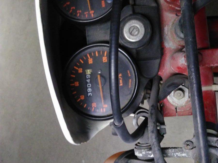 Honda XL Paris Dakar
