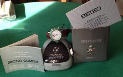 "Orologio Seiko Sport Tech ""Italia 90"""
