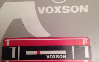 Radio Voxson Tanga ancora imballata