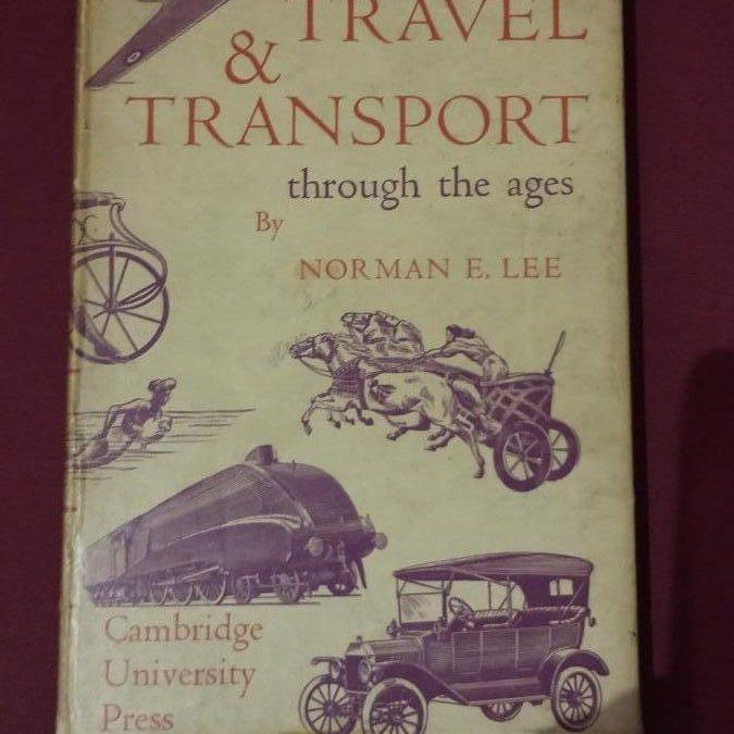 Libro sulla storia dei veicoli da trasporto