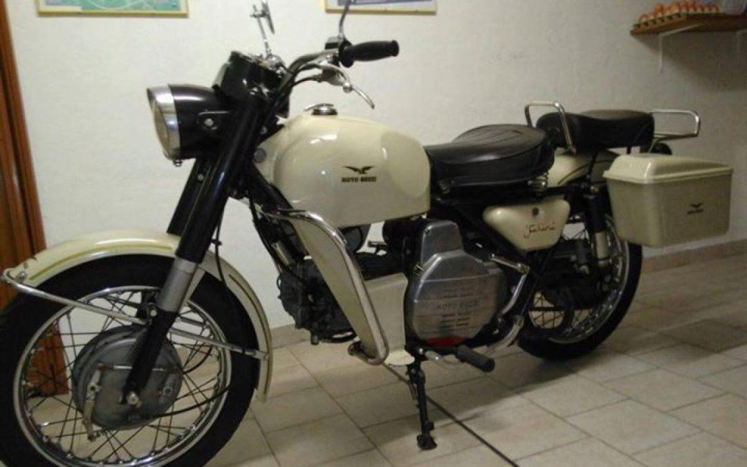 Moto Guzzi NF Sahara