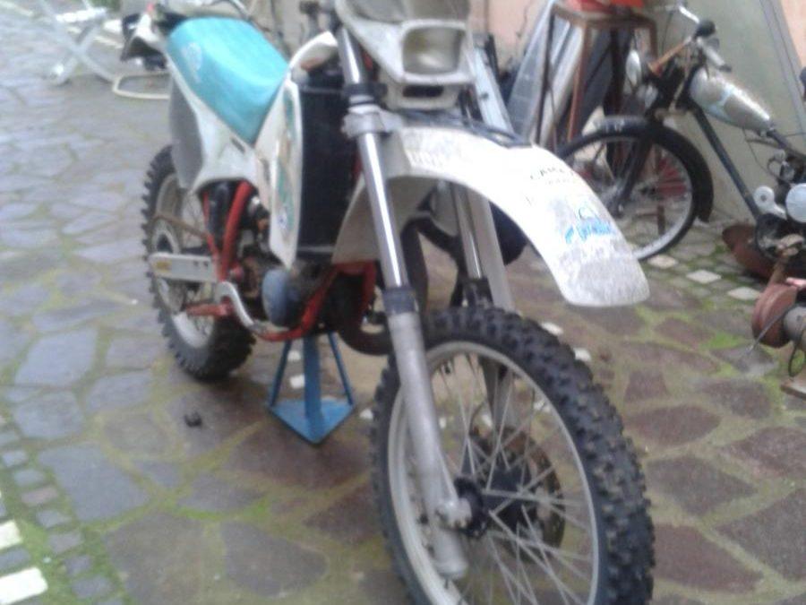 KTM GS 125 del 1987