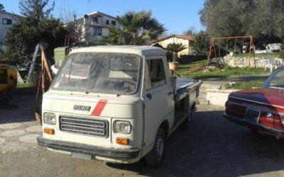 Fiat 900 Coriasco camioncino