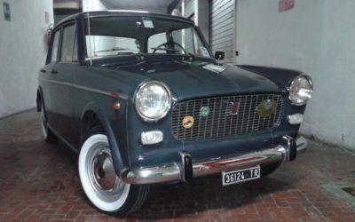 Fiat 1100 D del 1964