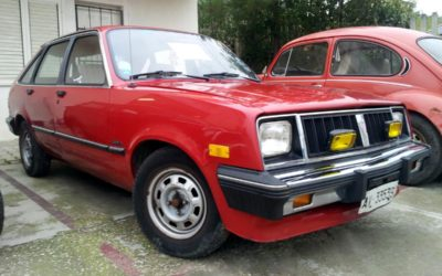 Pontiac T 1000 del 1983