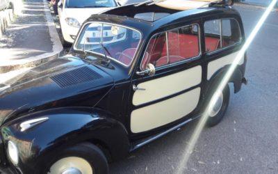 Fiat Topolino Belvedere