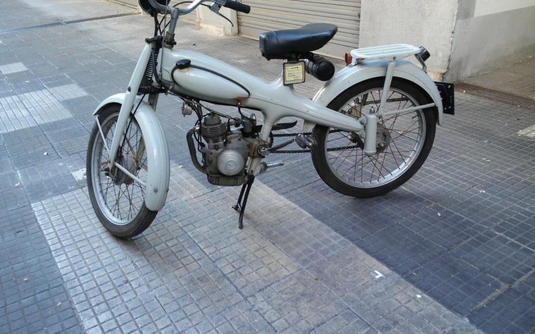 Motom 50 cc del 1954
