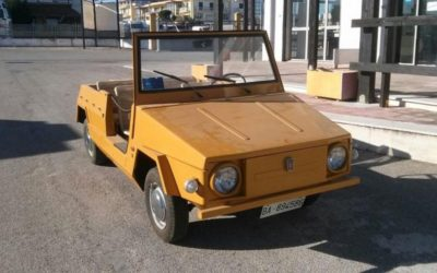 Fiat 850 Weekend OSI
