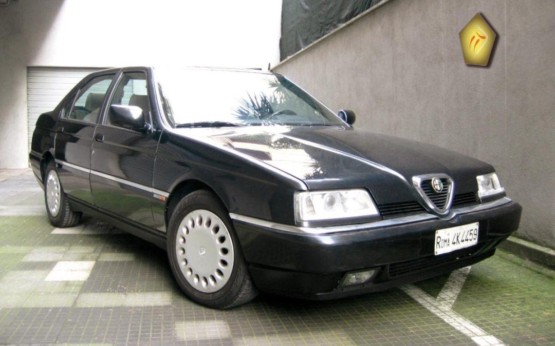 Alfa Romeo 164 TB V6 Super