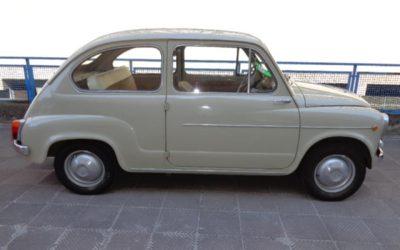Fiat 600 del 1964 ASI