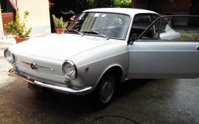 Fiat 850 Coupè I serie 1966