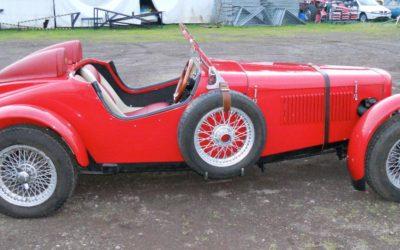 NG TC motore Morris Marina