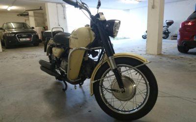 Moto Guzzi Nuovo Falcone 500 cc