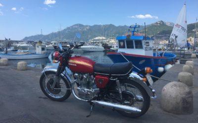 Honda CB 450 Twin 1971