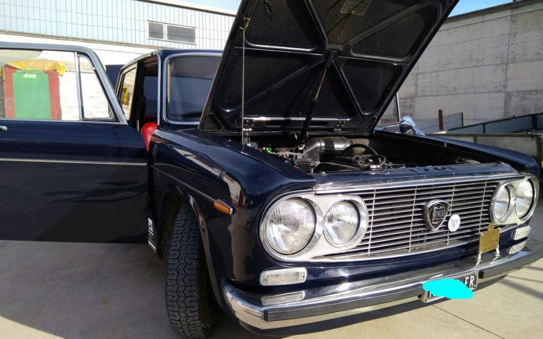 Lancia Fulvia seconda serie