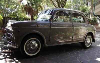 """Fiat 1100/103 E """"bauletto"""""""