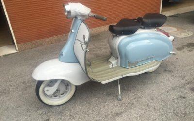 Lambretta 150 LI del 1961