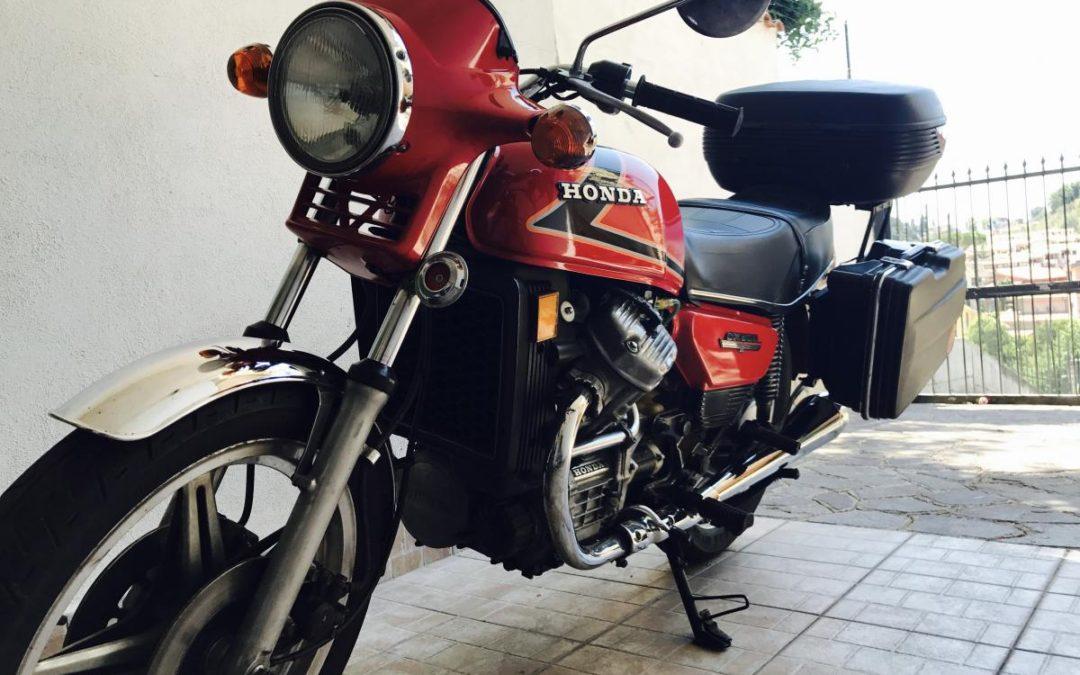 Honda CX 500 del 1980