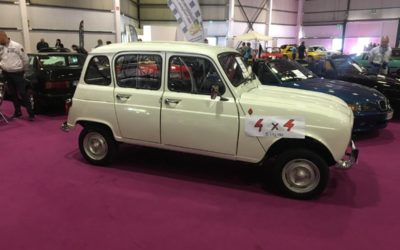 Renault 4×4 Sinpar del 1977