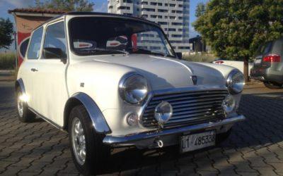 Mini Cooper 1300 del 1991