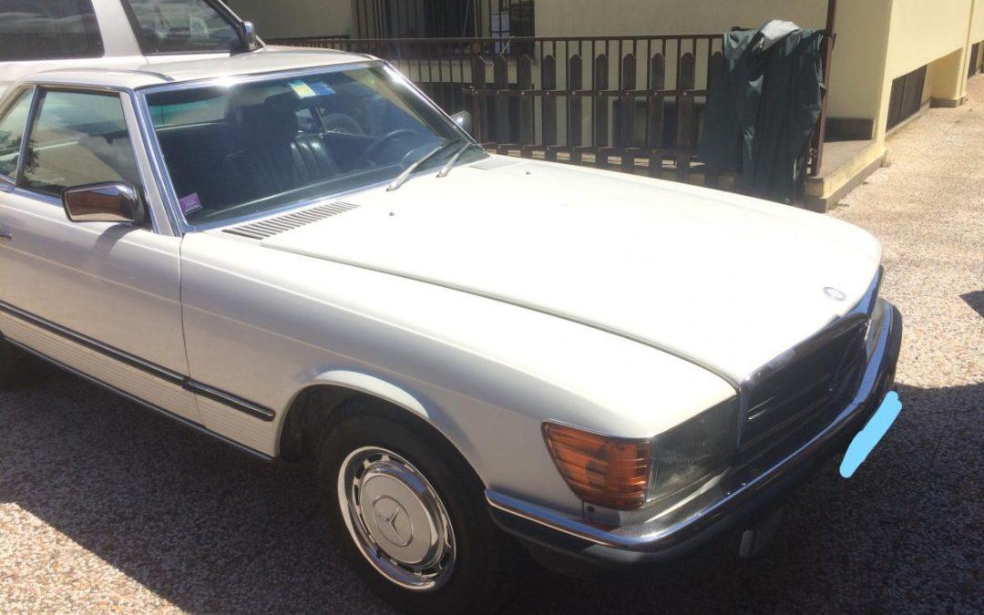 Mercedes Pagoda SL280